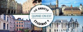 Où habiter à Lille quand on est étudiant ?